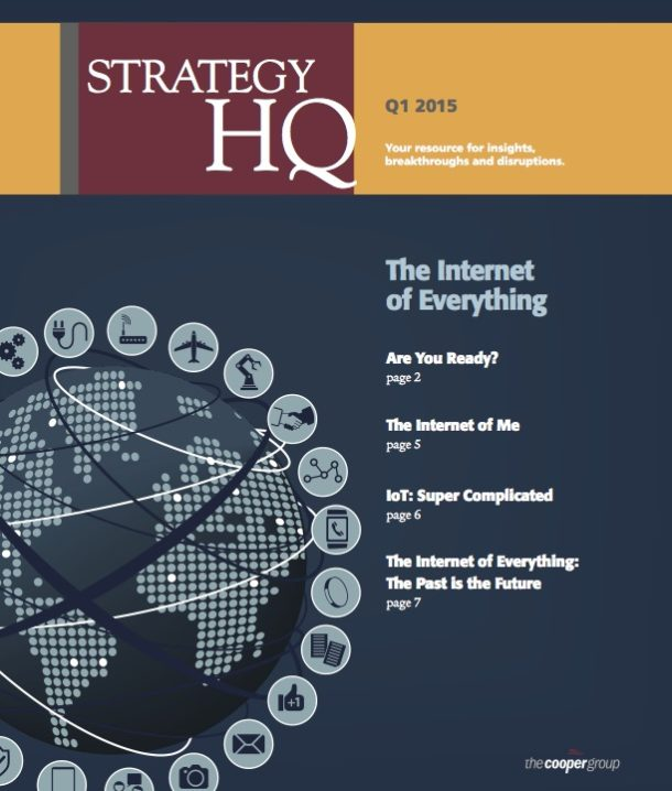 Internet of Everything (Strategy HQ Magazine)