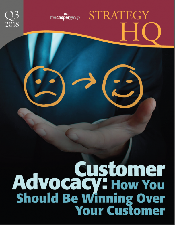 Customer Advocacy: How You Should Be Winning Over Your Customer